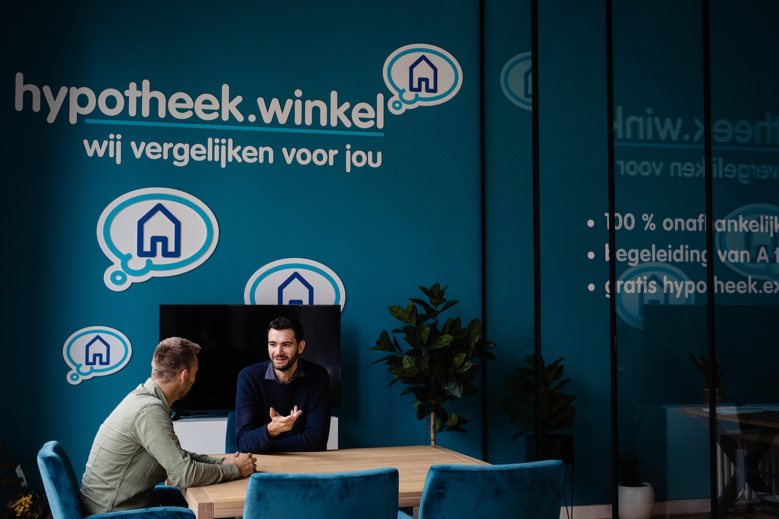 Hans Van Den Bergh, Marketing Manager at hypotheek.winkel