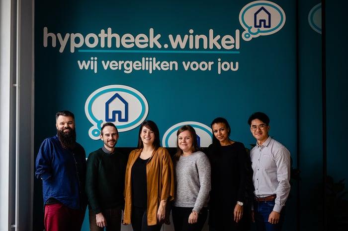 Hypotheek.winkel office employees
